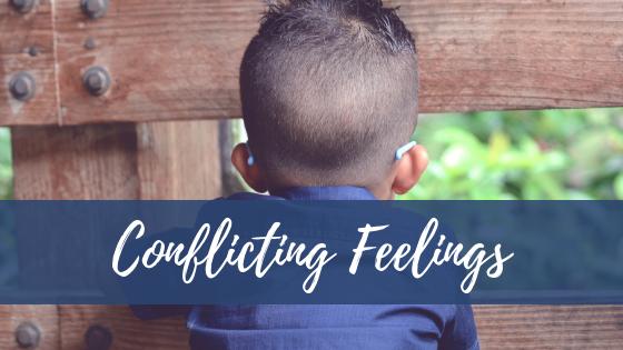 Conflicting Feelings
