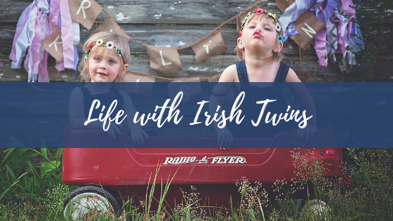 Life With Irish Twins